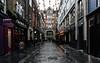 Coloured lights (PChamaeleoMH) Tags: bleachbypass carnabystreet centrallondon colorefexpro4 london nik whiteneutralizer