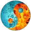 Friendly Fire #yinyang #yinyangs #opposites #chinesemedicine #chinesemythology #chineseculture #art #beautiful #creative #digitalart #eerie (muchlove2016) Tags: yinyang yinyangs opposites chinesemedicine chinesemythology chineseculture art beautiful creative digitalart eerie