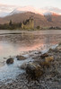 A Frosty Kilchurn Castle (simpletones) Tags: kilchurn castle loch awe mountains snow frost winter scottish highlands scotland landscape argyll bute argyllandbute