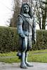 """Childe of Hale"" (rodburkey) Tags: statue bronze 85mmprime"