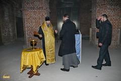 14. Установка крестов на храм святых мучениц 15.12.2014