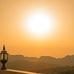 Sundown over Petra - Jordan thumbnail