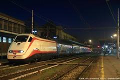 E414.137 (Davuz95) Tags: destinazione italia treno pd cremona renzi e414 piacenza parma codogno mantova frecciabianca