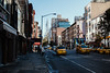 Chrysler Building (FOXTROT|ROMEO) Tags: ny nyc newyork skyscraper wolkenkratzer usa travel manhattan empirestatebuilding empirestate chryslerbuilding chrysler architecture building street fdny truck cab yelow taxi reisen stadt city
