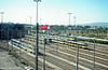 LOS ANGELES--Del Amo Yard (milantram) Tags: electricrailtransport railsystemslosangeles losangeles lacmta blueline streetcars trolleys trams lightrail