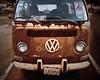 ye old rust bucket (FotoFreekus) Tags: spring rust rusty rustbucket vw bug van