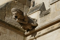 Gargoyle (jacquemart) Tags: gloucestercathedral gloucester cathedral medieval architecture heritage gargoyle