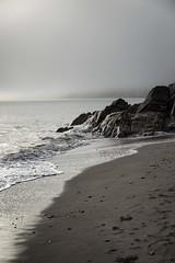 White Rock and Killiney bay ~in Explore (Wendy:) Tags: whiterock vicoroad killiney sea fog mist explored