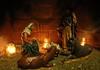 Un Nacimiento sencillo (Kasimir) Tags: navidad christmas belen nacimiento weihnachten xmas light candle