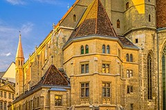Minoritenkirche in Vienna (a7m2) Tags: minoriten franziskaner kirche church dukeleopoldiv vienna innercity glaube religion travel history tourismus