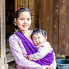 Thai Hapiness (Anthony Gehin) Tags: mother love thai thailand karen village house