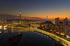 夕陽餘暉 (samuel.w photography) Tags: macau sunset night photography