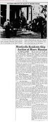 1939-10  Allen F. Moore Furnishings Auction, 1111 N State St, Monticello, IL (RLWisegarver) Tags: piatt county history monticello illinois usa il
