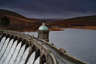 Craig Goch Dam, Elan Valley, Wales