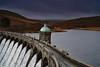 Craig Goch Dam, Elan Valley, Wales (Frightened Tree) Tags: elan valley wales mid radnorshire reservoir nikon d750 hitech formatt fx 50mm victorian architecture welsh