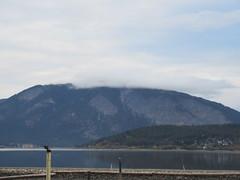 Cloud capped (jamica1) Tags: mountain cloud shuswap bc british columbia salmon arm canada
