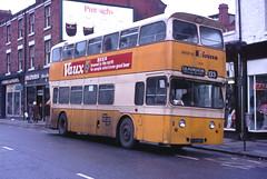 269. XGR 869: Tyne & Wear PTE (chucklebuster) Tags: xgr869 tyne wear pte sunderland corporation daimler fleetline roe