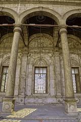 Outside courtyard (T Ξ Ξ J Ξ) Tags: egypt cairo fujifilm xt20 teeje fujinon1655mmf28 citadel old town salahaldin medieval mokattam muhammadali unesco