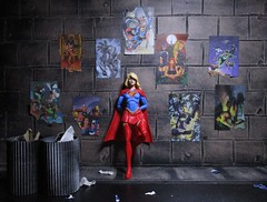 We can be Heroes, just for one day... (Adraryel1) Tags: supergirl superman karazorel dc dcicons actionfigure comics
