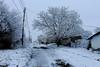 Rue enneigée BG winter (zuhmha) Tags: bulgarie bulgaria winter hiver totalphoto tree road snow sky urban urbain mogilovo street rue paysage horizon landscape