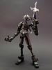 Jinzoningen (Djokson) Tags: robot ninja android soldier warrior assassin shuriken black silver lego bionicle moc toy mode djokson