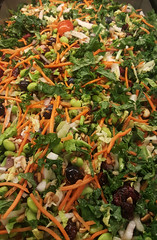 Health food (Let Ideas Compete) Tags: salad vegetable food healthfood vegetables greens carrots beans eatthis