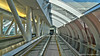Dubai, United Arab Emirates: Airport Terminal 3 metro station (Red Line) (nabobswims) Tags: ae airport dubai hdr highdynamicrange hochbahn ilce6000 lightroom metro nabob nabobswims photomatix rapidtransit sel18105g sonya6000 station subway terminal3 ubahn uae unitedarabemirates rta