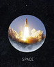 S P A C E (Lightcrafter Artistry) Tags: space universe shuttle photoshop art digital