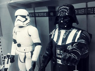 Star Wars empire dolls