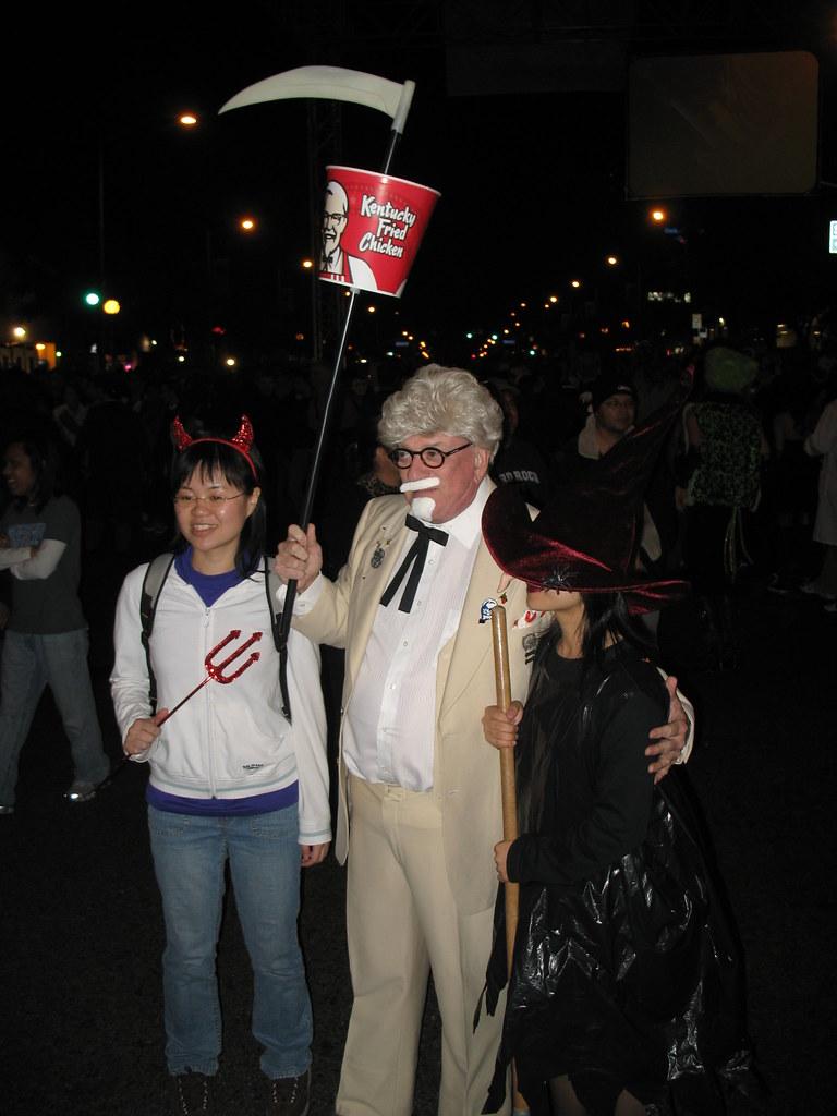 Kfc Halloween Costume | The World S Newest Photos Of Halloween And Kfc Flickr Hive Mind
