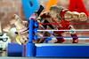 PICkeRs night at Bijou Planks! - 23/365 (MayorPaprika) Tags: canoneosrebelt6i mini figs figures pvc miniature smallscale figurine theater diorama toy story scene custom bricks bijouplanks plastic wwf wwe grudgematch shawnmichaels hbk heartbreakkid owenhart