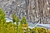 A Bridge to the wall (kashifats) Tags: pakistan nikond750 nikkor24120 hunza highway mountains