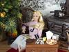 Happy Holidays! (*SquishTish*) Tags: doll poppyparker integritytoys tothefair christmas christmastree season tea cookies food miniature stove imidadolls