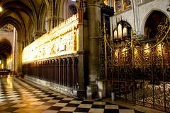 IMG_1401  PARIS  notre dame  de Paris  , allée droite  de la cathédrale (closier.christophe) Tags: allée église cathedrale paris notredamedeparis religieux