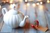 Té di Natale (Giovanna-la cuoca eclettica) Tags: ilmondodeltè tè tea teacup teapot stilllife