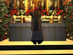 Mass for Christmas (Archdiocese of Lepanto) Tags: firestormsecondlife lepanto church slchurch catholic slcatholic materdolorosa archdioceseoflepanto virtualchurch christmas masssecondliferegionrothkosecondlifeparcelcatholicchurcharchdioceseoflepantomaterdolorosachurchsecondlifex54secondlifey12secondlifez27