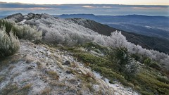 Cold morning. (ChusPS) Tags: montseny unesco catalonia catalunya barcelona mediterranean color nature nikon tokina manfrotto morning snow ice cold winter landscape views mountain