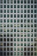 Endless spreadsheet (Мaistora) Tags: building architecture windows wall facade tower office skyscraper face faceless anonymous flat soulless uniform rows columns grid table spreadsheet monotony monotonous boring unexciting 2d front frontal plaza offices finance investment asset banks bank banker banking one canada square canary wharf sony alpha ilce a6000 sel1650pz epz1650mmoss kit zoom lens perspective correction lightroom