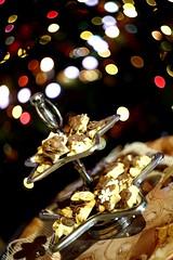 Etagere (Carlos Lubina) Tags: 52stlllifes joy etagere cookies chocolate christmastree bokeh sonya7rii helios442