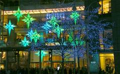 Green Christmas (Stanley Zimny (Thank You for 32 Million views)) Tags: newyork nyc ny color star holiday christmas green tree