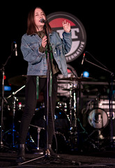 Alice Merton 12/13/2017 #8 (jus10h) Tags: alicemerton alice merton alt 987 penthouse altana apartment homes glendale losangeles california female singer songwriter european young beautiful sexy talented artist band musician live music concert gig event private show performance venue rooftop pool photography nikon d610 2017 justinhiguchi photographer
