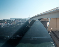 Bridge with two endings (pedromfs) Tags: 8857209741 day322 2017 project365 bridge douro portugal