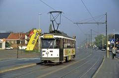 6219 21 (brossel 8260) Tags: belgique gent gand tram pcc mivg delijn