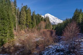Tranquil Kautz Creek