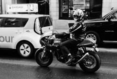 Ducati Rider (Helios 1984) Tags: supertakumar55mmf18 55mm supertakumar asahioptical asahipentax pentax pentaxhoneywell takumar m42 vintagelens manuallens kodaktmax100 kodakfilm kodakalaris 35mmcamera 135mmfilm blackandwhitefilm asahipentaxspotmatic spotmatic spotmaticii フィルム ヴィンテージカメラ agfarodinal agfarondinax rondinax35u rodinaldeveloper ilfordrapidfixer daylightloadingfilmdevelopingtank konicaminoltadimageiv dimageivscanner minoltascanner dimageiv ducati motorcycle