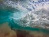 Sandstorm (AFracturedCrown) Tags: gopro waves surfing beach underwater newcastle