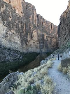 Santa Elena canyon - Big Bend