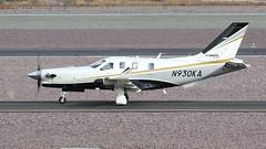 SOCATA TBM 930 N930KA (ChrisK48) Tags: 2016 aircraft airplane dvt kdvt n930ka phoenixaz phoenixdeervalleyairport socatatbm700 tbm930