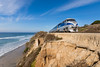 Surfin' the Pacific (Ryan J Gaynor) Tags: amtrak california pacificsurfliner delmar scenic scenery train trains railroad railfan railway railroading passengertrain beach beautiful usa ultrawideangle bluffs cliff