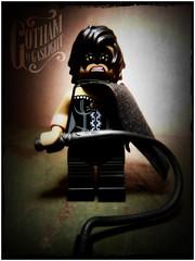 Cat Woman, Gotham By Gaslight (LegoKlyph) Tags: lego custom brick block mini figure cat woman catwoman dc comic book batman gotham gaslight steampunk victorian selina kyle
